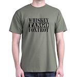 Whiskey Tango Foxtrot T-Shirt