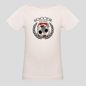 Poland Soccer Fan T-Shirt