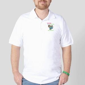 Crafts Are Addictive Golf Shirt