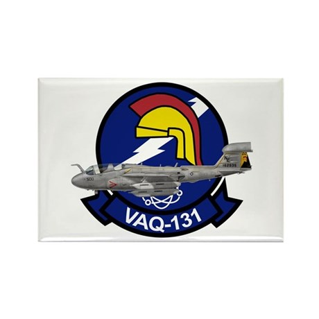 VAQ-131 Lancers Rectangle Magnet (100 pack)
