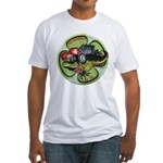 USS GREENFISH Fitted T-Shirt