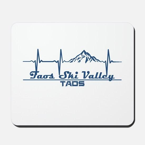 Taos Ski Valley - Taos - New Mexico Mousepad