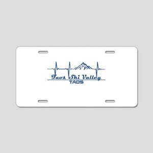 Taos Ski Valley - Taos - Aluminum License Plate
