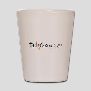 Tolerance Shot Glass