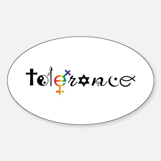 Tolerance Decal
