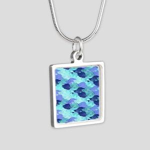 Blue Hogfish Camo Necklaces