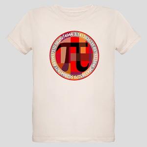 Artistic, Geometric Pi T-Shirt
