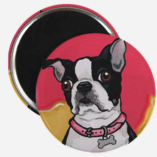 Boston THE LOOK Magnet 10 Pack