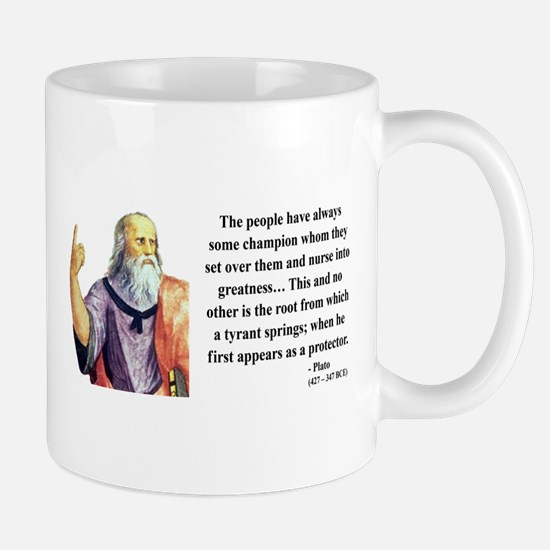 Plato 18 Mug