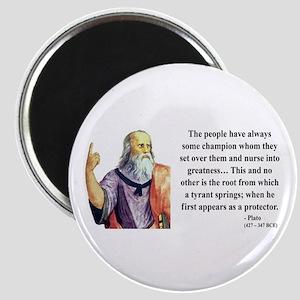 Plato 18 Magnet