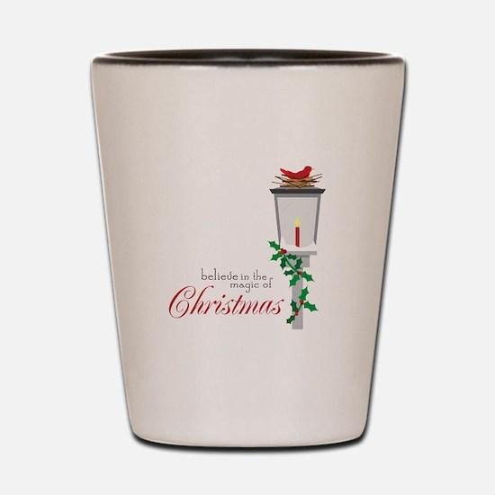 Magic Of Christmas Shot Glass