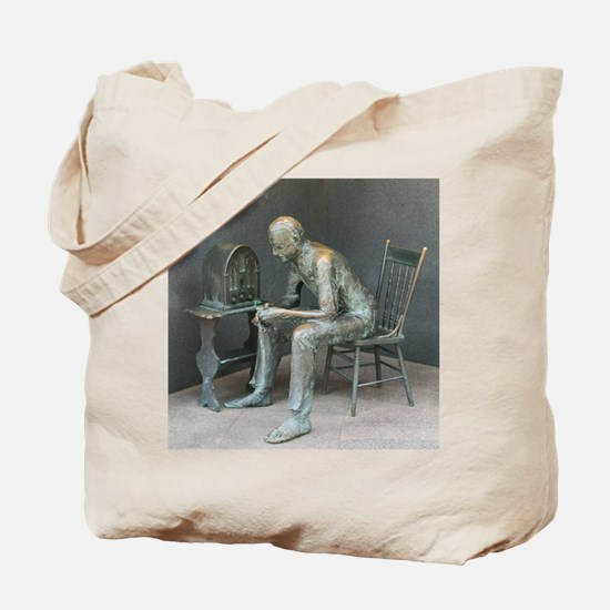 FDR Fireside Chat Tote Bag