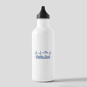 Sandia Peak - Albuqu Stainless Water Bottle 1.0L