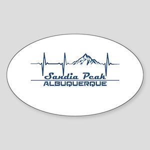 Sandia Peak - Albuquerque - New Mexico Sticker