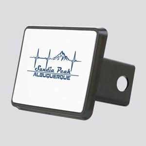Sandia Peak - Albuquerqu Rectangular Hitch Cover