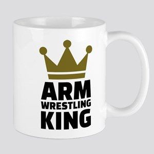 Arm wrestling king Mug