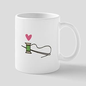 Needle & Thread Mugs