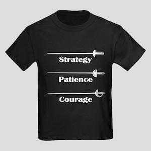 Fencing Virtues T-Shirt