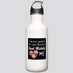 Personalize not spoiled just loved Water Bottle