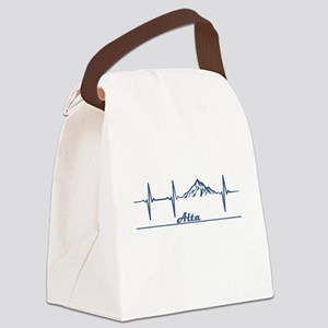 Alta - Alta - Utah Canvas Lunch Bag
