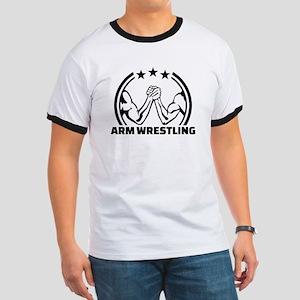 Arm wrestling Ringer T
