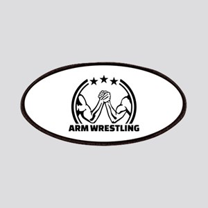 Arm wrestling Patch