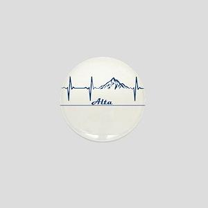 Alta - Alta - Utah Mini Button