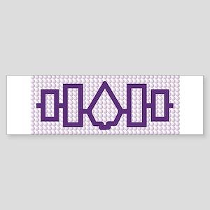 Six Nations Bumper Sticker