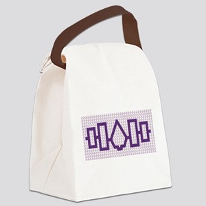 Six Nations Canvas Lunch Bag