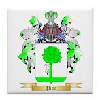 Pina Tile Coaster