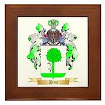 Pina Framed Tile
