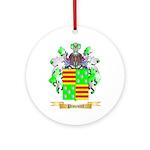 Pimentel Round Ornament