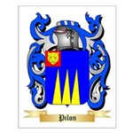 Pilon Small Poster