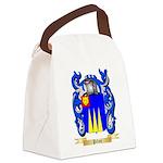Pilon Canvas Lunch Bag