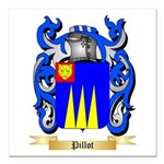 Pillot Square Car Magnet 3