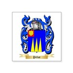 Pillot Square Sticker 3