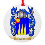 Pillon Round Ornament