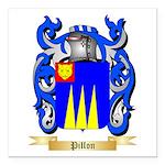 Pillon Square Car Magnet 3