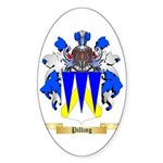 Pilling Sticker (Oval 50 pk)