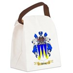 Pilling Canvas Lunch Bag