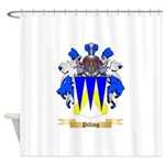 Pilling Shower Curtain