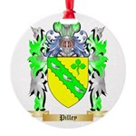 Pilley Round Ornament