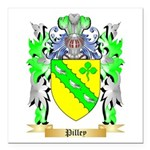 Pilley Square Car Magnet 3
