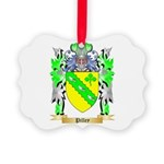 Pilley Picture Ornament