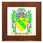 Pilley Framed Tile
