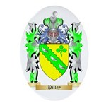 Pilley Oval Ornament