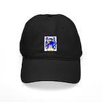 Pillet Black Cap