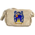 Pillet Messenger Bag