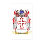 Pilkington Sticker (Rectangle 10 pk)