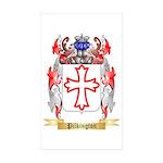 Pilkington Sticker (Rectangle 50 pk)